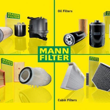 Pachet filtre MANN-FILTER pentru VW Passat, ani 2005-2009, motor
