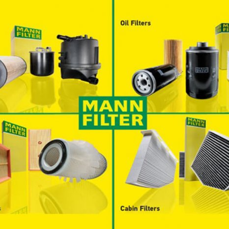 Pachet Revizie Mann-Filter pentru BMW X5 (E70) XDRIVE 40 D 306 CP