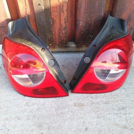 Stop spate Renault Clio 3