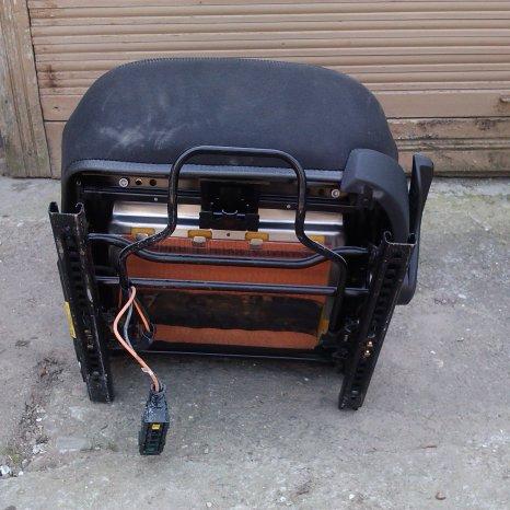 scaun sofer (airbag sarit), de opel astra h
