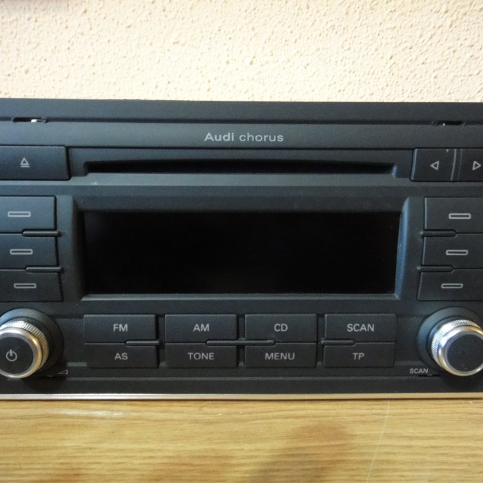 Radio Cd Player Dublu din Audi A4 B7 A3 8p  TT 8J Chorus