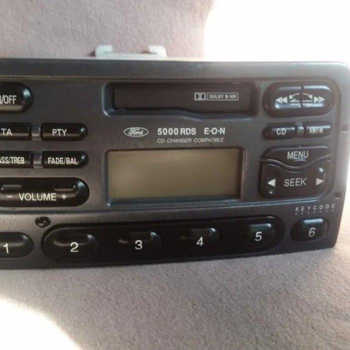 Radio casetofon Ford 5000 RDS EON transit focus