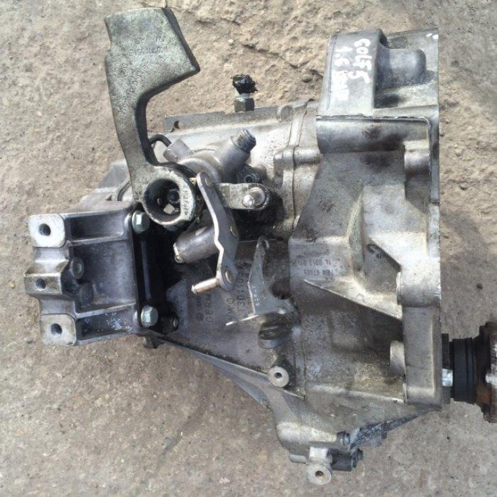 Cutie de viteze Vw Golf V 1.6 Benzina 6 trepte cod 02T301103T