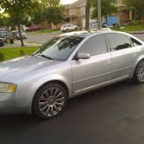 dezmembrez Audi A6 an 2000