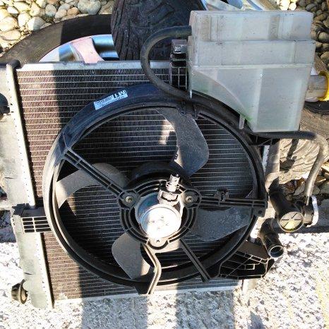 Radiator apa Nissan Micra