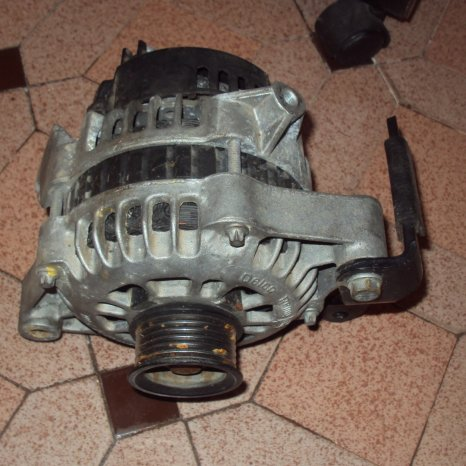 alternator delco remy original opel