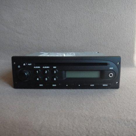 Vand radio casetofon cd mp3 blaupunkt auxiliar