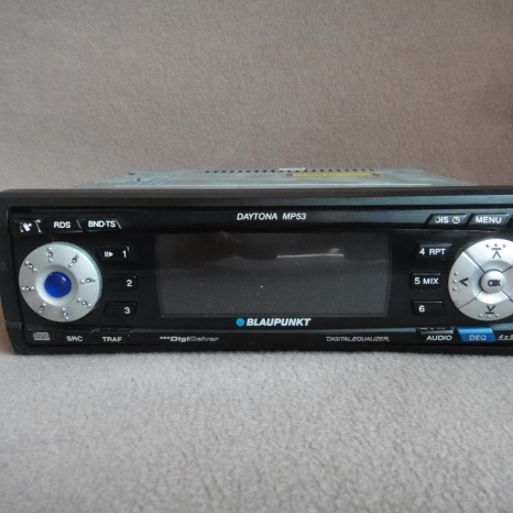 Mp3 Player Auto Blaupunkt Daytona Mp53 4x50w