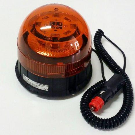 PROMOTIE!Lampa avertizarelumina galbena cu LED-uri