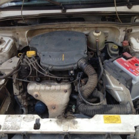 Dezmembrez Dacia Super Nova 1, 4 benzina MPI 2003- 2004