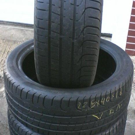 Cauciucuri SH de vara 225/40/18 Pirelli pt. VW Passat