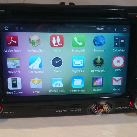 Sistem GPS VW Passat /Golf MK4/IV /Polo / Bora /Seat Leon / Ibita