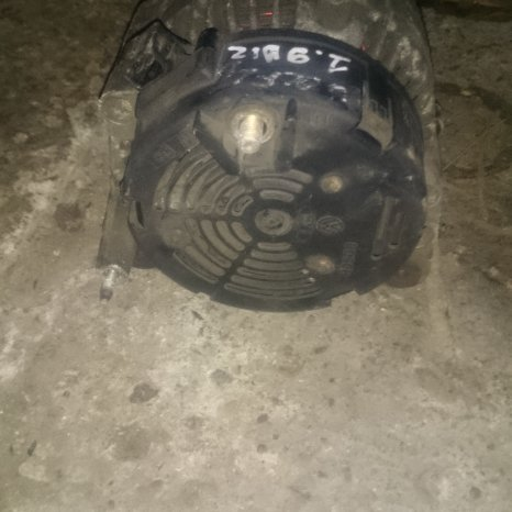 alternator vw golf 4 motor 1.9 tdi