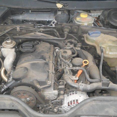 Radiator AC VW Passat B5 1.9 TDI tip AJM