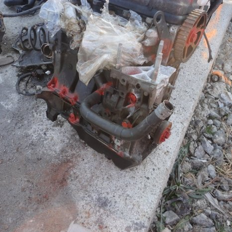 Vindem motor de Peugeot 206, 1.4 benzina. cod motor KFX