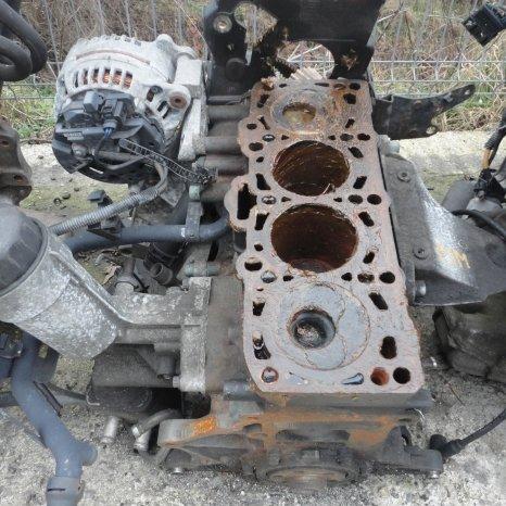 Vindem motor de VW Passat 1.9 (bloc motor). cod AJM.