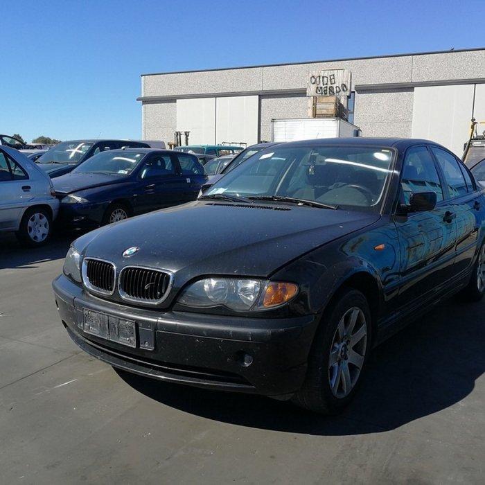 DEZMEMBRARI AUTO / DEZMEMBREZ BMW 320d E46 an 2001 - 2002 - 2003 - 2004 - 2005 motor 2.0d tip 204D1 136cp , 204D4 150cp