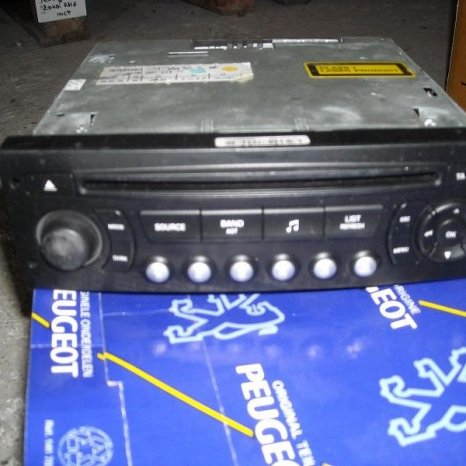 Vand mp3 player peugeot 307