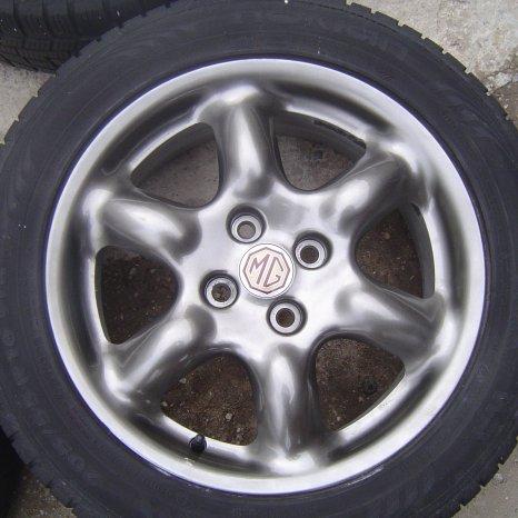 Jante de aliaj Toyota Yaris - Mini - pe R16 - 4x100
