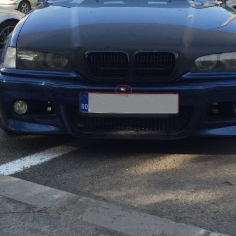 Bara fata E36 M3 look Kerscher germania