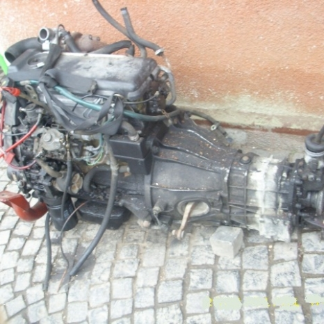 Motor Iveco Daily II, 2.8 clasic, Euro 2