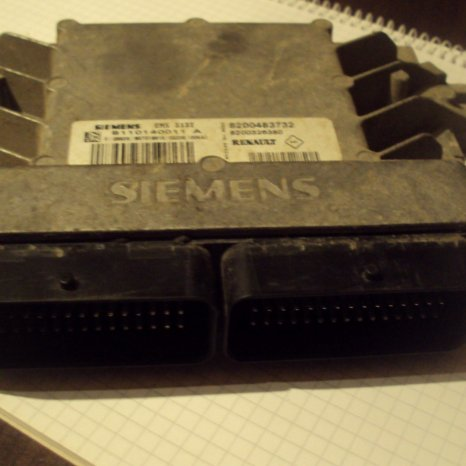 calculator ecu  dacia logan   megane   clio
