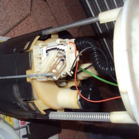 pompa benzina cu litrometru pt fiat punto  mk2 an 2001