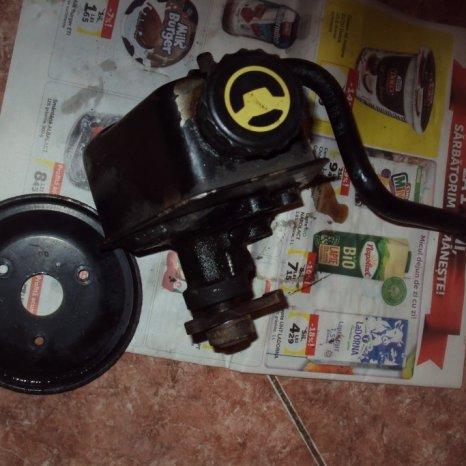 pompa servodirectie renault megane  clio  scenic motor 1600  8 v