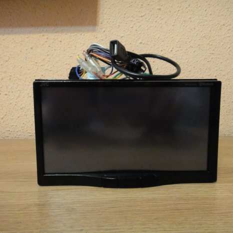 DVD Player Auto 2din Jvc Touchscreen Bluetooth