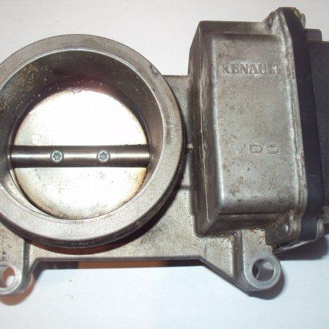 clapeta acceleratie electronica renault laguna 2 motor 1600
