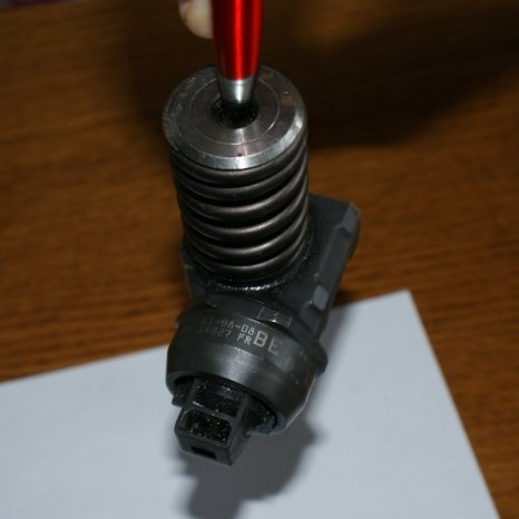 Set 4 injectoare VW serie BE