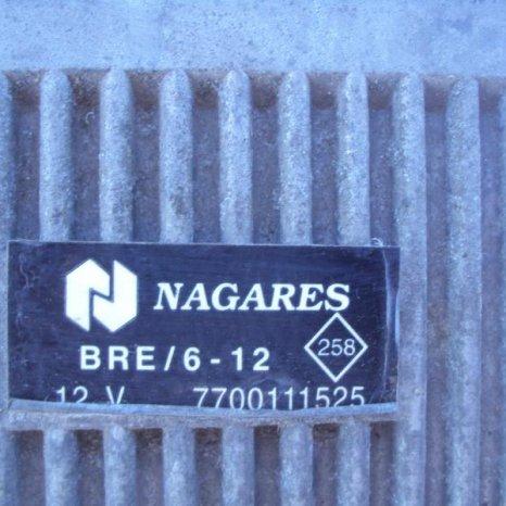 releu bujii incandescente gama renault 1998-2003