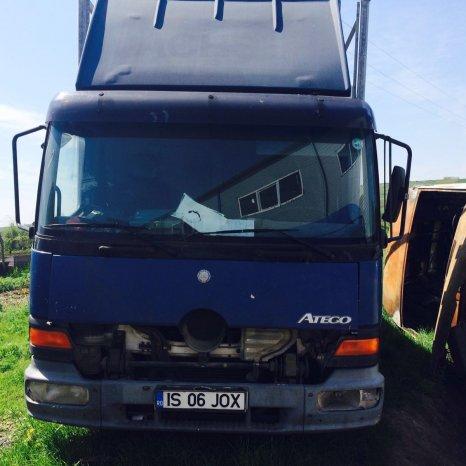 Dezmembram camioane Daf, Volvo, Iveco, Man, Scania, Mercedes