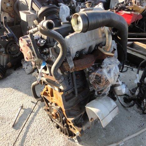Vindem motor de Skoda FAbia 1.9 TDI. cod motor ATD.
