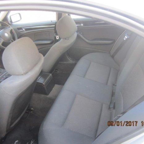Interior BMW E46 320d 2002