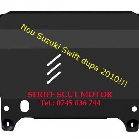 Scut motor din otel Suzuki Swift dupa 2010