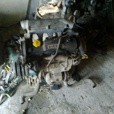 vand motor de la Opel Vectra B