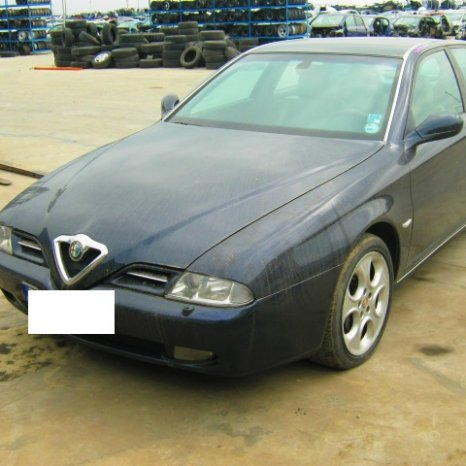 Dezmembrez Alfa Romeo 936/A1101/166, an 2001