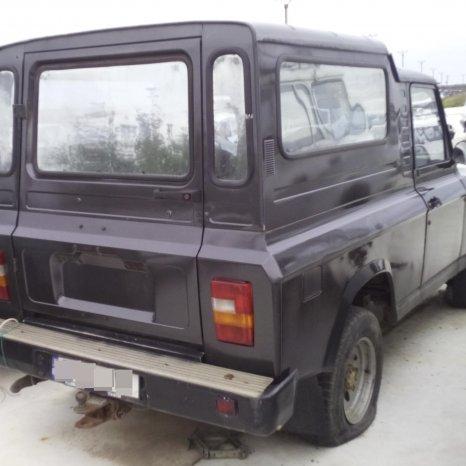 Dezmembrez Aro 243, an 1997, tip motor L25, 2495 ccm benzina