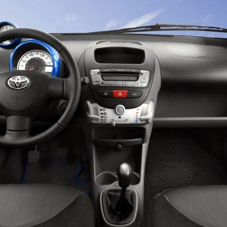 Dezmembrari Toyota AYGO 2010 BUFTEA