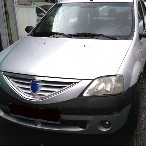 Dezmembrez Dacia Logan 1.5 DCi Euro 3 an 2006