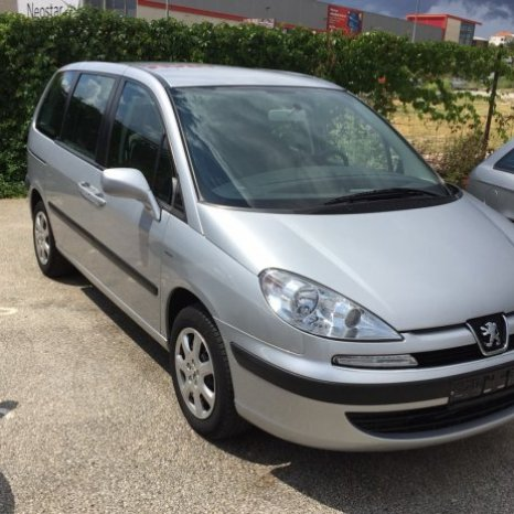 Piese Peugeot 807 2.2 hdi