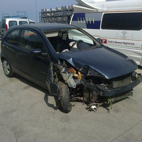 Dezmembrez Opel Corsa, an 2001