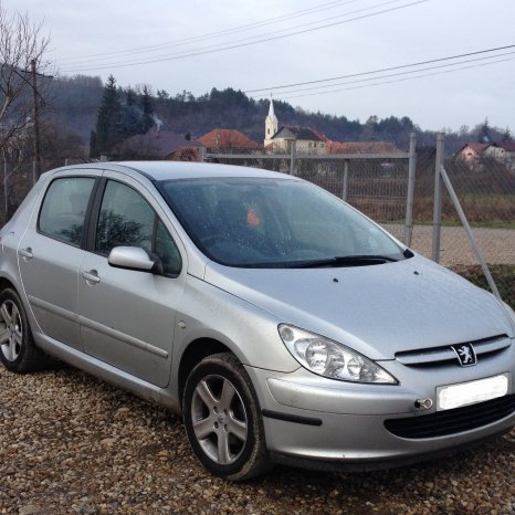 Piese Peugeot 307 1.6 hdi 2004