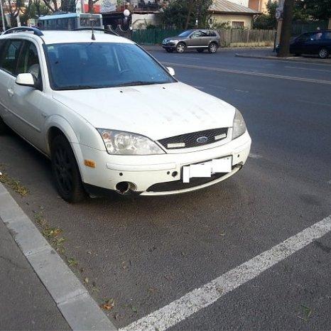 Dezmembrari Ford Mondeo 3 motor 2.0 diesel an 2003 130cp alb comb