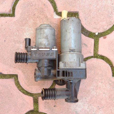 Pompa recirculare apa si robineti BMW E46,X3,Z3