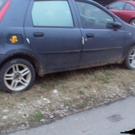piese fiat punto an 2001 motor 1242 cm3 8 valve, in 4 usi