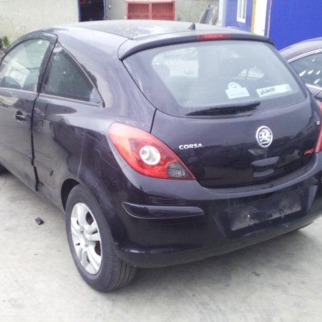 Dezmembrez Vauxhall Corsa, an 2007,