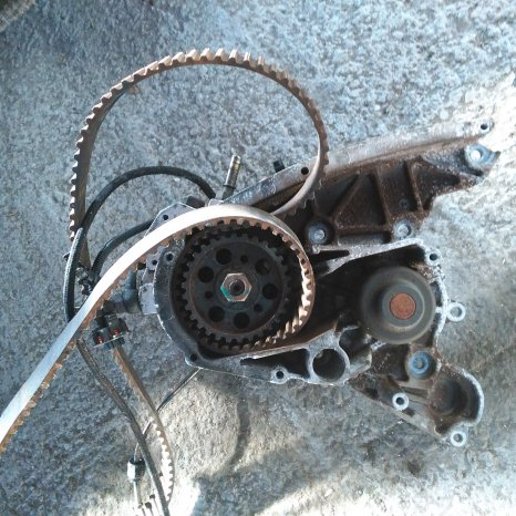 Pompa injectie Iveco Daily