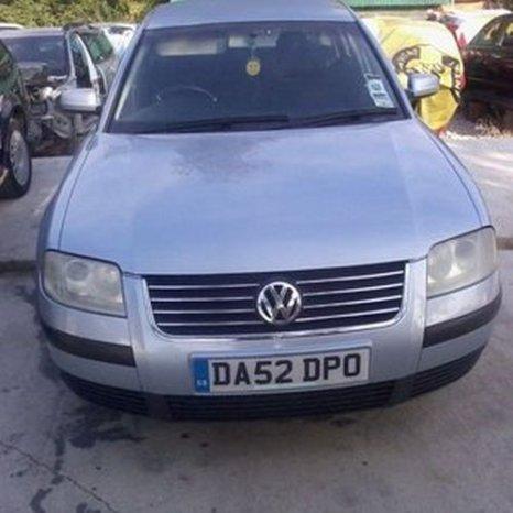 Volkswagen Passat, 2002, gri